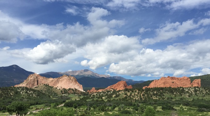Colorado Trip, Day 2 – Garden of the Gods