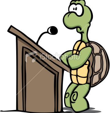 Toastmaster Speech #4