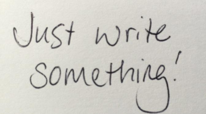 10 Minute Write