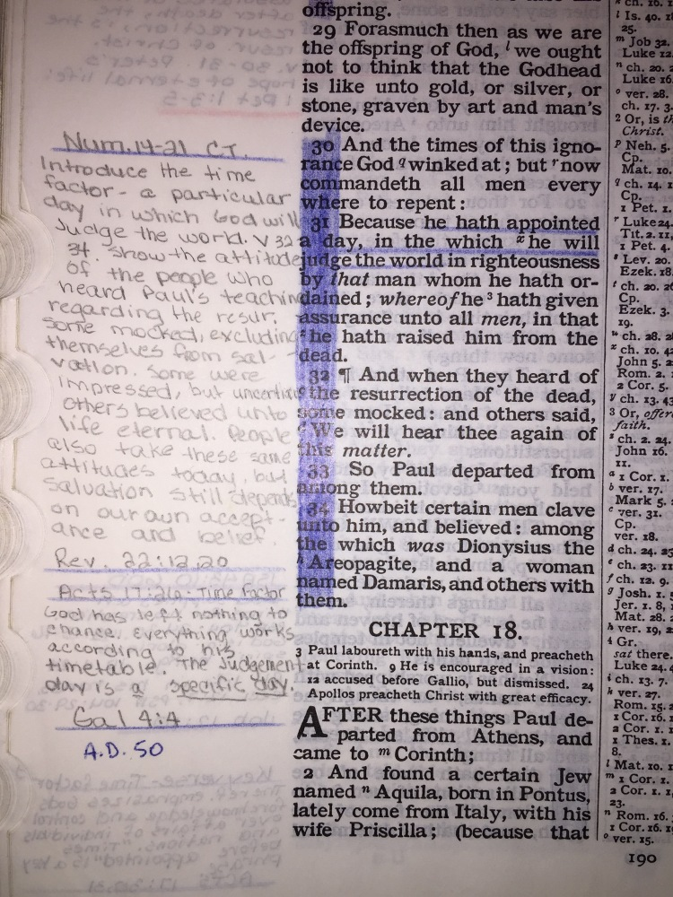 Major Life Influence #1: Being Raised Christadelphian (4/5)