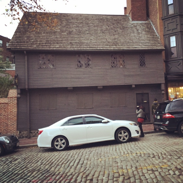 Paul Revere probably never saw a Camry in his life.