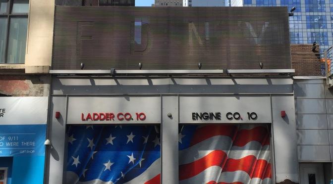 New York, New York – 9/11 Memorial and World Trade CenterPlaza