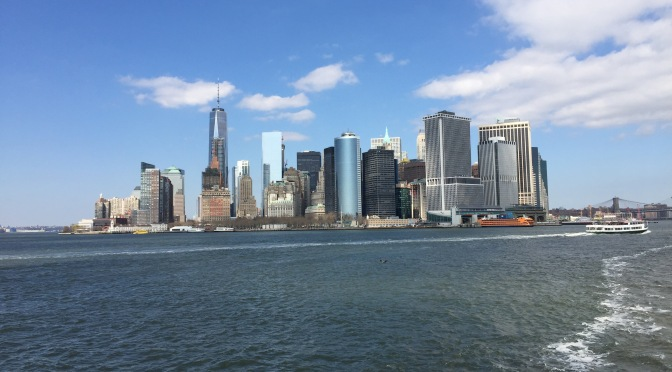 New York, New York – Hornblower Cruise