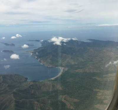 Costa Rica Trip, Day 1 – Getting There