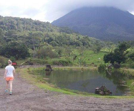 Costa Rica Trip, Day 4 – Arenal Volcano & Ecocentro Danaus