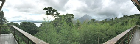 More Arenal...