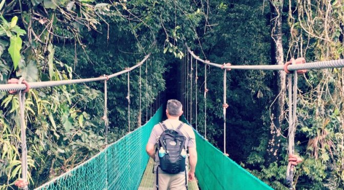 Costa Rica Trip, Day 7 – Hanging Bridges